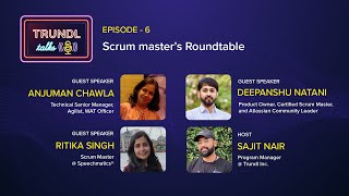Scrum Master's Roundtable