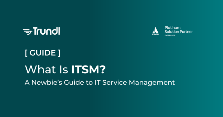 What is ITSM Guide   Trundl