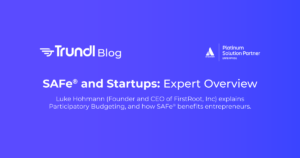 SAFe® and Startups: Expert overview